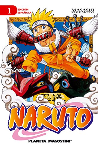 Naruto nº 01/72
