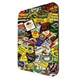 Beer Labels – Mousepad thumbnail