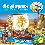 """Die Playmos - Folge 18: Der Schatz des Archimedes. H�rspiel.von """"Simon X. Rost"""""""