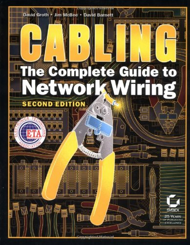 cabling the complete guide to network wiring download by. Black Bedroom Furniture Sets. Home Design Ideas