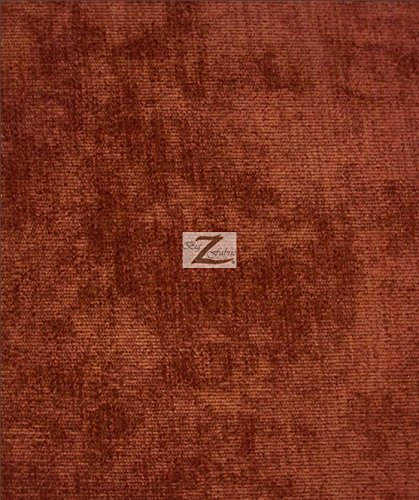 SOLID CORDUROY FABRIC - Copper - 60
