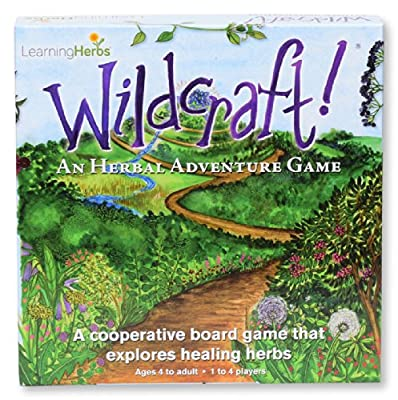 Wildcraft! An Herbal Adventure Game, a cooperative board game from The Natural Gait, LLC