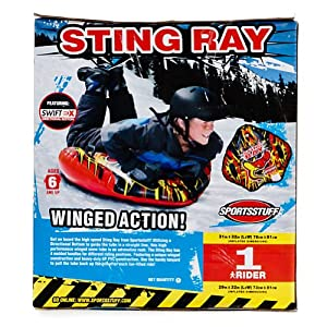 SportsStuff StingRay Snow Tube