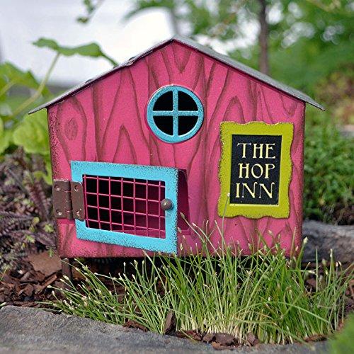 Studio M - Gypsy Fairy Garden - Mini Bunny Hutch GG219