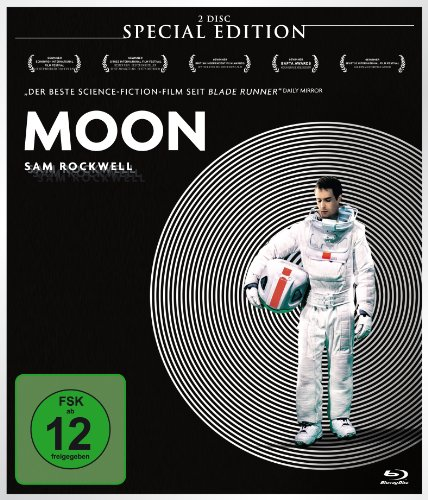 Moon [Blu-ray] [Special Edition]