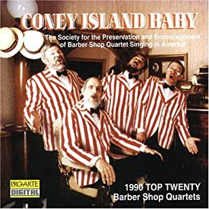 Coney island baby 1990 top twenty barber shop quartets by for Best house music 1990s