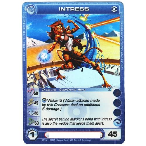 Amazon.com: Chaotic Intress 50/45/40/60 card