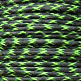 ParacordPlanet 100 550 Cord Hank of Type III 550 Paracord - Decay