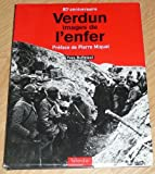 img - for Verdun: Images de l'enfer book / textbook / text book