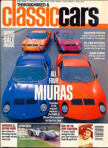 Best Price for Classic Cars Magazine Subscription