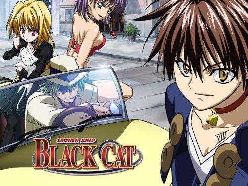 Black Cat Season 1