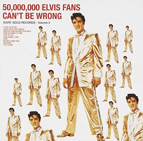 Elvis Presley - Gold Records 2 - Zortam Music