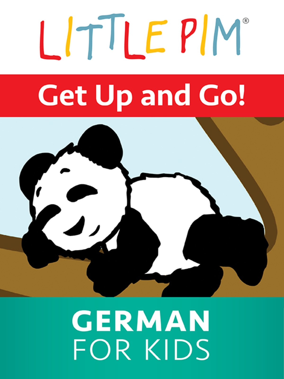 Little Pim: Get Up and Go - German for Kids on Amazon Prime Instant Video UK