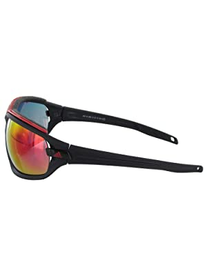 adidas Evil Eye Evo Pro L Rectangular Sunglasses, Black