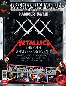 "Metal Hammer & SoWhat! Present: X X X (Magazine with 7"" single) [12"" VINYL]"