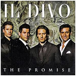 The promise by il divo audio cd il divo musica - Il divo amazon ...
