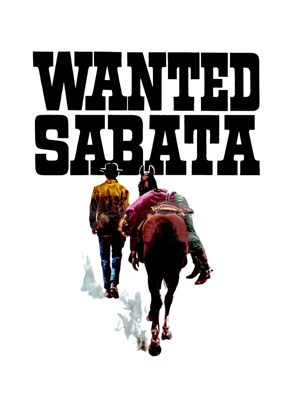Wanted Sabata on Amazon Prime Video UK