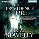 The Providence of Fire (       UNABRIDGED) by Brian Staveley Narrated by Simon Vance