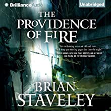The Providence of Fire Audiobook by Brian Staveley Narrated by Simon Vance