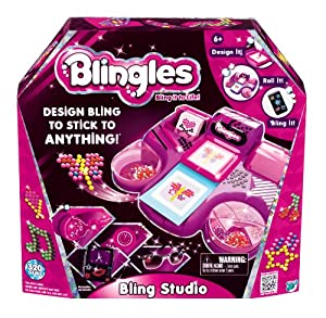 Blingles - 8421 - Kit de Loisir Créatif - Bling Studio