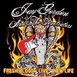 echange, troc Jay Gordon & The Penetrators - Fresh Blood Live-New Life