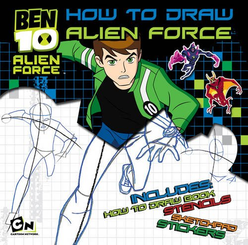 How to Draw Alien Force (Ben 10 Alien Force)