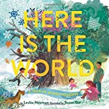 img - for Here Is the World: A Year of Jewish Holidays book / textbook / text book