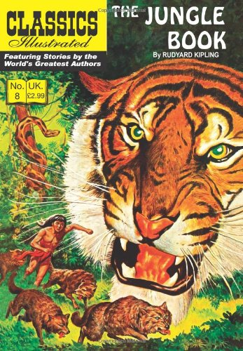 The Jungle Book (Classics Illustrated)