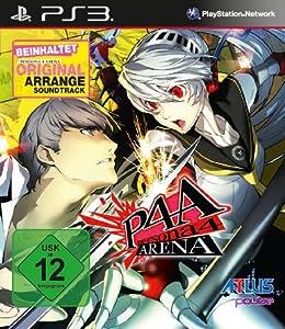 Persona 4 Arena (Inklusive Soundtrack + Bonus - Inhalte) - [PlayStation 3]