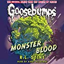 Classic Goosebumps: Monster Blood Audiobook by R.L. Stine Narrated by Kirby Heyborne