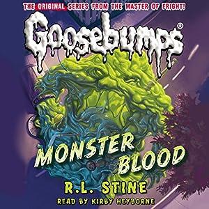 Classic Goosebumps: Monster Blood Audiobook