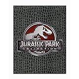 Jurassic Park Collection - Dino-Skin Edition (exklusiv bei Amazon.de) [Blu-ray]