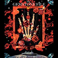 The Gemstone File (       UNABRIDGED) by Jim Keith Narrated by Jack Chekijian