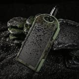 JJF Bird TM Solar Panel Charger 12000mah Rain-resistant Waterproof Shockproof Portable Dual USB Port Portable Charger Backup External Battery Power Pack for Iphone 6 4 4s 5 5sipod, Ipad Ipad Mini Retina(apple Adapters Not Included), Samsung Galaxy Note 2, Note 3, S2 S3, S4, S5, Blackberry Z30, Z10, Q10, Q5, Asus Nexus 4, 5, 7, 10, HTC One V, X, M8, M7, Mini, Max, Motorola Moto G, X, E, Droid, Lg G2, G3, Sony Xperia, Nokia Lumia, Icon, 521, 520, 920, 1020, 1520 Most Android/windows Smart Cell Phones, Gps, Tablets, and Other Usb-charged Devices, Etc. (camouflage)
