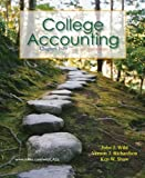 img - for College Accounting Ch. 1-29 with Annual Report + Connect Plus book / textbook / text book