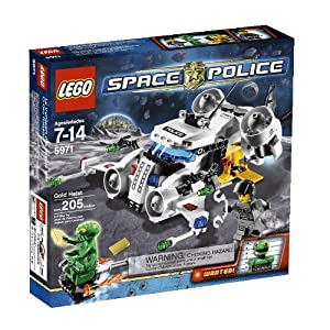 LEGO Space Police Gold Heist (5971)