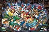 カプコンアーケードキャビネット レトロゲームコレクション 1000ピース Forever 8bit 1000-352