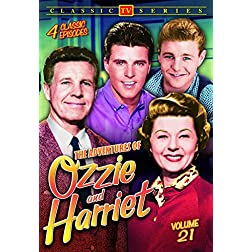 Adventures of Ozzie & Harriet, Volume 21