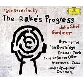 """Igor Stravinsky: The Rake's Progress / Act 2/Scene 3 - Pantomime - """"Fa la la"""" (Nick)"""