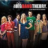 2016 The Big Bang Theory Mini Wall Calendar