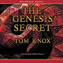 The Genesis Secret Audiobook by Tom Knox Narrated by Gideon Emery