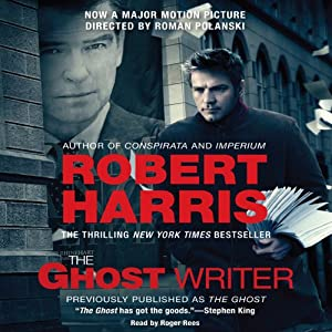 The Ghost Writer: A Novel | [Robert Harris]