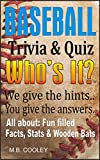 Baseball Trivia & Quiz - Whos It ?