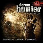 Die Masken des Dr. Faustus - Mummenschanz (Dorian Hunter 25.1) | Dennis Ehrhardt