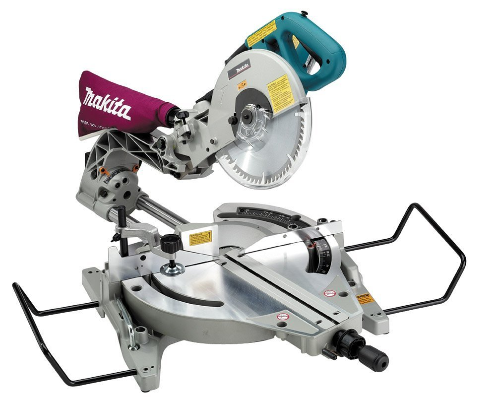 Yes or no on the Makita LS1016L sliding miter saw?