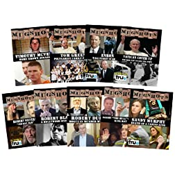 Mugshots:  The Best Of Mugshots  - Volume 5 - 9 DVD Collector's Set (Amazon.com Exclusive)