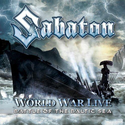 World War Live...Battle of the Baltic Sea (Ltd.ed.2cd+DVD+Book)