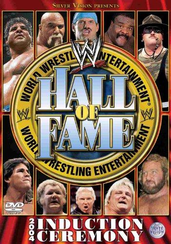WWE Hall Of Fame 2004 [DVD]