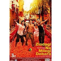 Zindagi Na Milegi Dobara  (Bollywood Blu Ray With English Subtitles) [Blu-ray] (2011)
