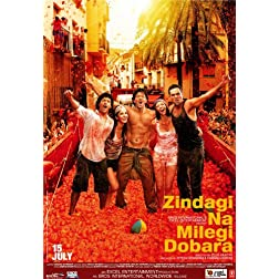 Zindagi Na Milegi Dobara  (Bollywood Blu Ray With English Subtitles) [Blu-ray] (2011)
